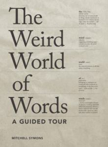 weird world of words cover
