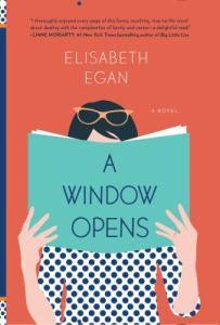 window opens